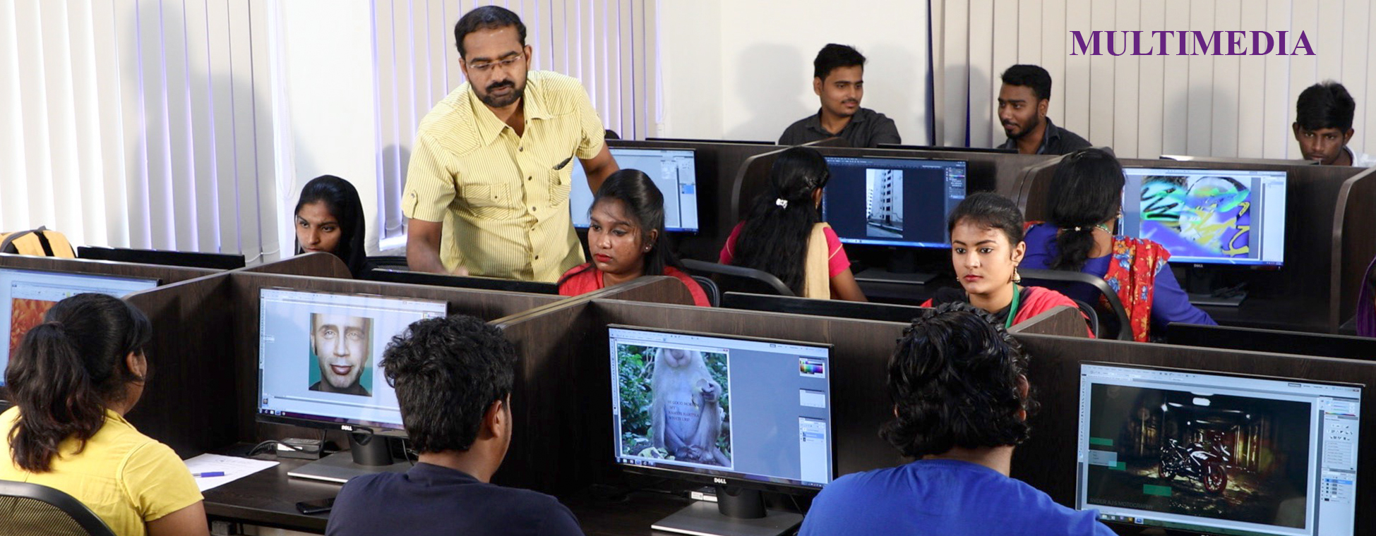 multimedia courses in chennai
